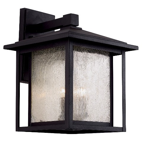 Bel air lighting outdoor wall light black product details page