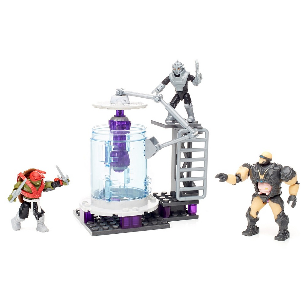 Mega Bloks Teenage Mutant Ninja Turtles Kraang Cryo Chamber