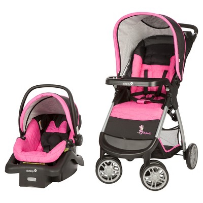 Disney Amble Travel System - Minnie Pop