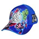 Avengers Baseball Hat Blue One Size