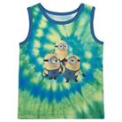 Toddler Boys' Despicable Me™ Minions Tank Top - Tie Dye
