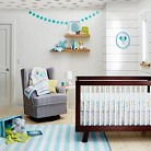 Trunks of Love Nursery Room