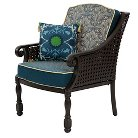 Bombay® Outdoors Glenburn Zanzibar Arm Chair