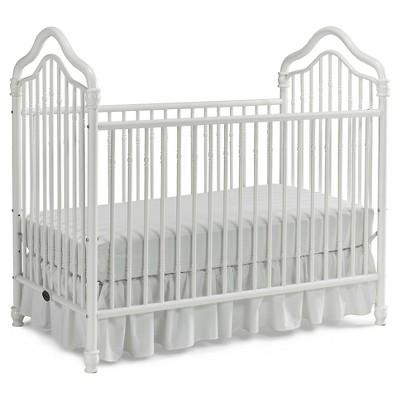 Ti Amo Standard Full-sized Crib White