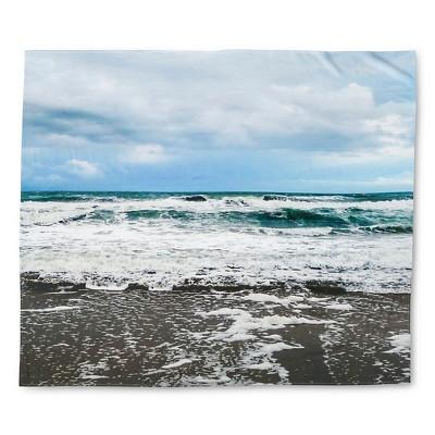 "Still Mediterranean Tapestry - Multi-Colored (68x80"" )"