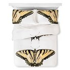 Swallowtail Butterfly Duvet Cover Set Multicolor - Still By Mary Jo™