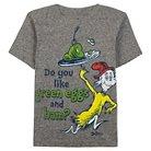 Toddler Boys' Dr. Seuss Tee Shirt - Charcoal Snow 2T