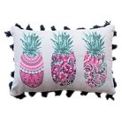 Pineapple Decorative Pillow (18X12) - Multicolor - Hot Now®