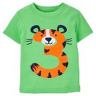 Just One You™Made by Carter's® Toddler Boys' T-Shirt – Green & Orange 3T