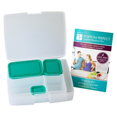 Bentology Food Storage Container Set - Clear