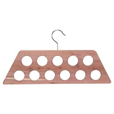 Household Essentials® Cedar Scarf Hanger - Light Brown