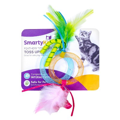 Smarty Kat Toss Ups Pet Toy