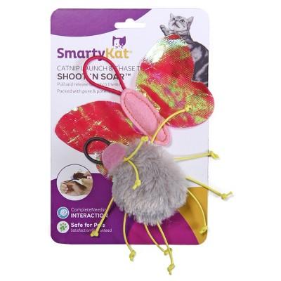 SmartyKat Shoot and Soar Pet Toy