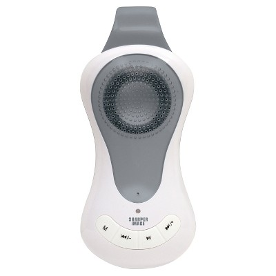 Bluetooth and FM/AM Shower Radio Sharper Image