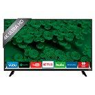 """VIZIO 40"""" Smart UHD 4K 120Hz TV - Black (D40u-D1)"""