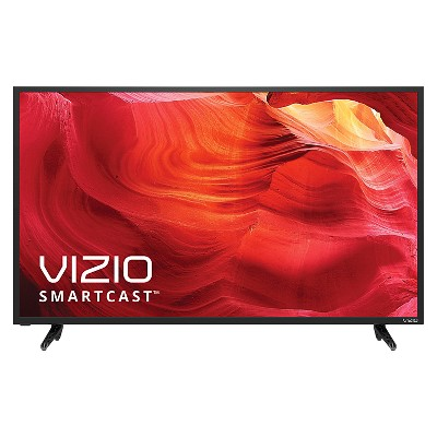 "VIZIO Smartcast™ E-Series 32"" Class HDTV with Chrome cast Built-in - Black (E32-D1)"
