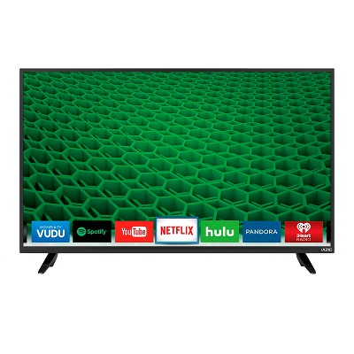 "VIZIO D-series 39"" Class Full Array LED Smart TV - Black (D39hD0)"