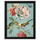 Art.com Spring Romance I by Lisa Audit - Framed Art Print
