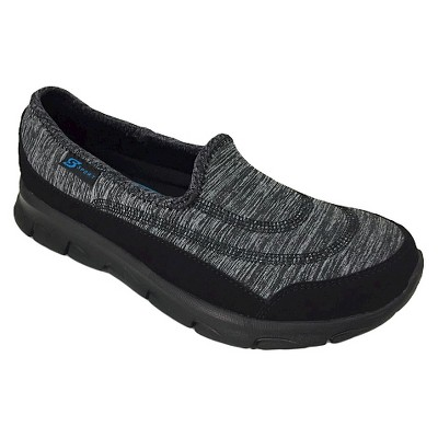Women's S Sport By Skechers Strolz 2.0 Performance Athletic Shoes - Black 6.5