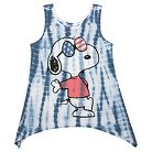 Girls' Snoopy Tank Top - Blue