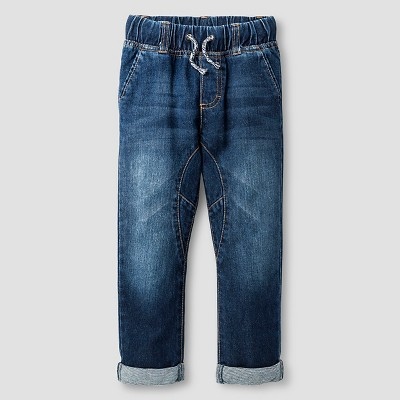 Baby Boys' Jeans - Blue 12 M - Genuine Kids™ from OshKosh®