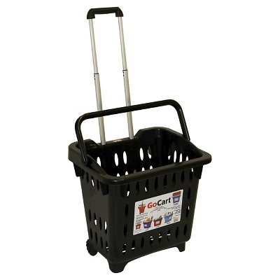 dbest Products Go Cart Multipurpose Cart - Black