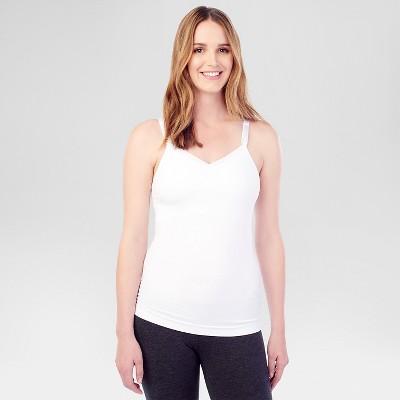 BeMaternity® by Ingrid & Isabel® Seamless Nursing Cami - S - White