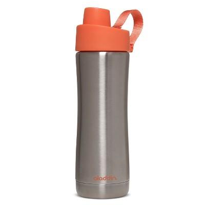 Aladdin 16oz Stainless Steel Vacuum Water Bottle - Georgia Peach