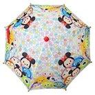 Kids' Disney Tsum Tsum Umbrella White