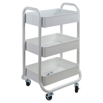 Storage Cart - White - Room Essentials™