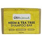 Obia Naturals Neem & Tea Tree Shampoo Bar 4 oz