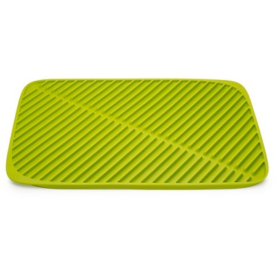 Joseph Joseph® Flume™ Folding draining mat - Large - Green