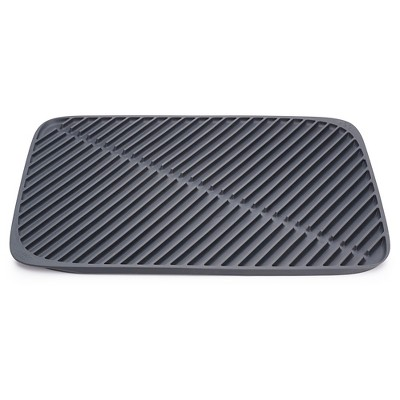 Joseph Joseph® Flume™ Folding draining mat - Large - Grey