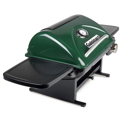 Cuisinart Everyday Portable Outdoor LP Gas Grill - Green