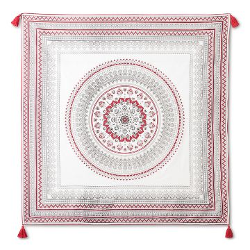 Tapestries wall decor home target Red home decor target