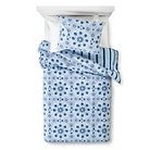 Mihi Comforter Set Twin Extra Long - Blue - John Robshaw®