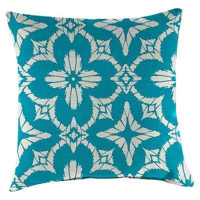 Jordan Set of Accessory Toss Pillows - Aspidora Turquoise