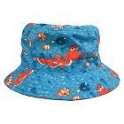 Disney Boys' Finding Dory Bucket Hat Blue 4-16