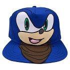Boys' Sonic Baseball Hat Blue 4-16