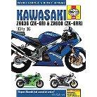 Haynes Kawasaki ZX-6R & ZX-6RR Service a ( Haynes Service and Repair Manual) (Paperback)