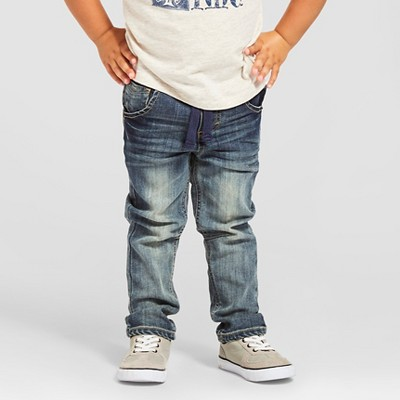Toddler Boys' Jeans - Medium Vintage Wash 2T - Genuine Kids™ from OshKosh®