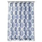 Homthreads™ Kalahari Shower Curtain - Grey