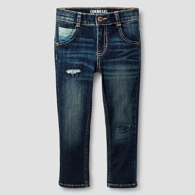Toddler Boys' Jeans - Dark Blue 2T - Genuine Kids™ from OshKosh®