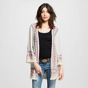 Women's Printed Kimono - Xhilaration™ (Juniors')