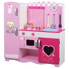 Group Sales Classic World Pink Kitchen