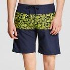 """Men's Colorblocked Fan 8.5"""" Hybrid Board Shorts - Trunks Surf & Swim Co."""