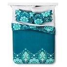 Tamerin Quilt Set Full-Queen Blue - Mudhut™