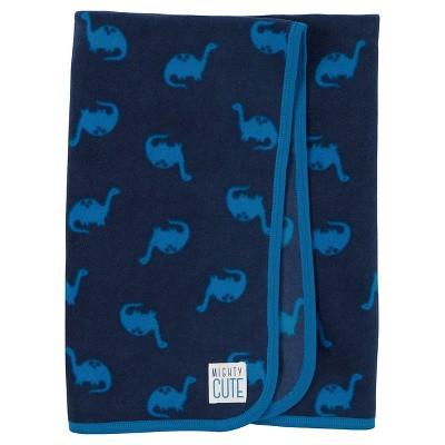 Baby Boys' Dino Mighty Cute Fleece Blanket  - Just One You™Made by Carter's®