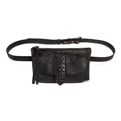 Innovative VOYAGER Leather Belt Bag  Festival Belt Bag  Women Belt Bag