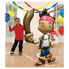 Disney Jake and the Never Land Pirates AirWalker Foil Balloon